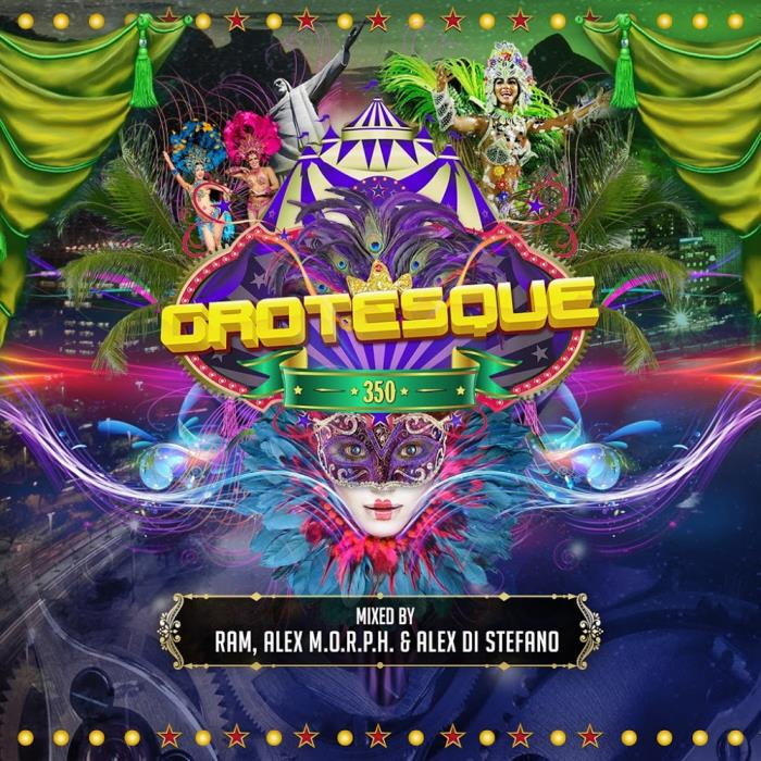 Grotesque 350 (Mixed By RAM, Alex M.O.R.P.H. & Ale