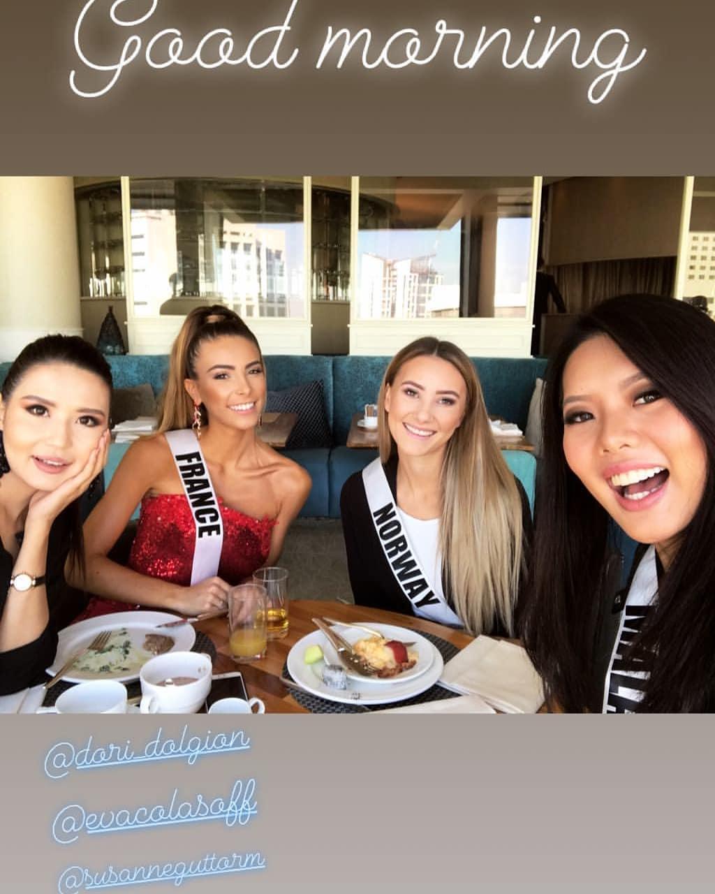 candidatas a miss universe 2018. final: 16 dec. sede: bangkok. part final. - Página 3 3af42n6a