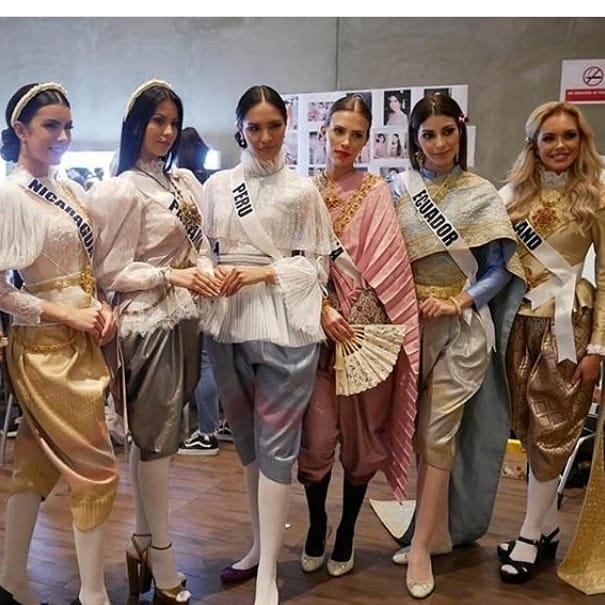 candidatas a miss universe 2018. final: 16 dec. sede: bangkok. part final. - Página 2 49r4feba
