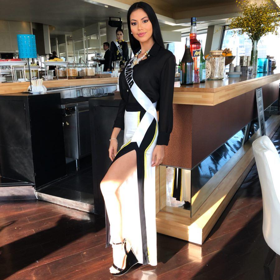 candidatas a miss universe 2018. final: 16 dec. sede: bangkok. part final. - Página 2 87amiu2o