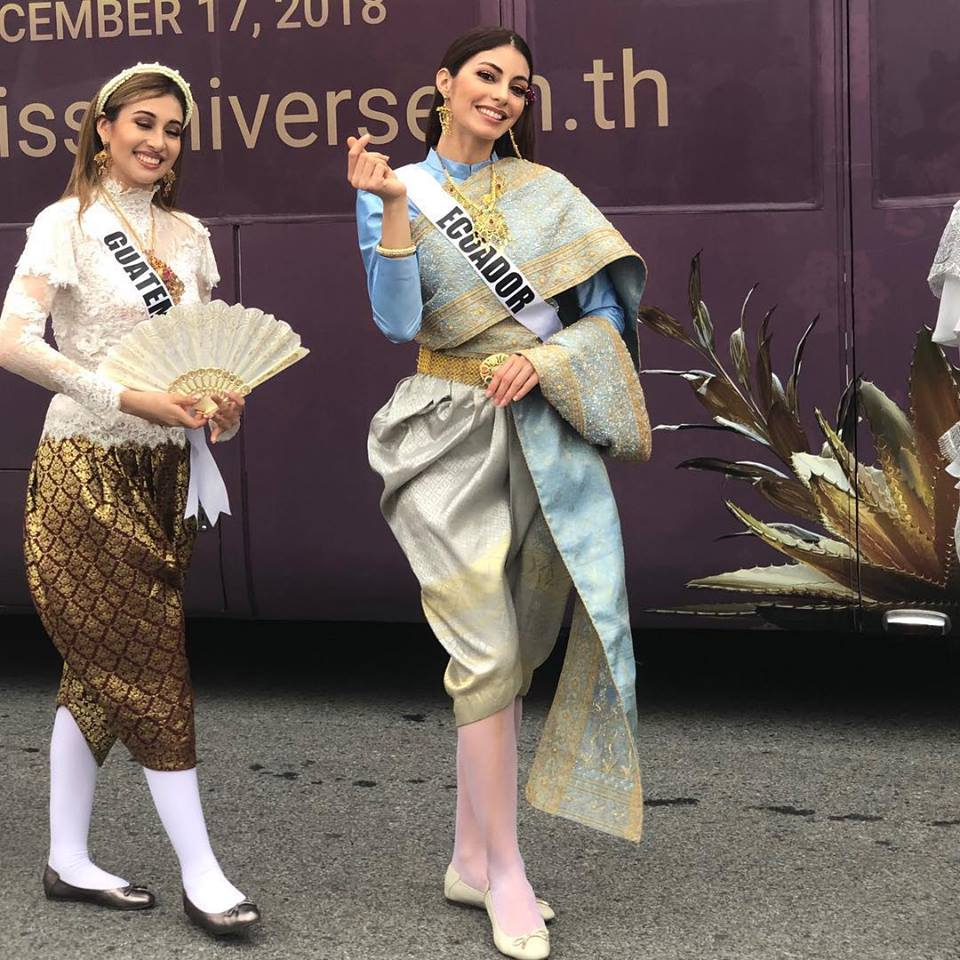 candidatas a miss universe 2018. final: 16 dec. sede: bangkok. part final. - Página 2 L577sbpn