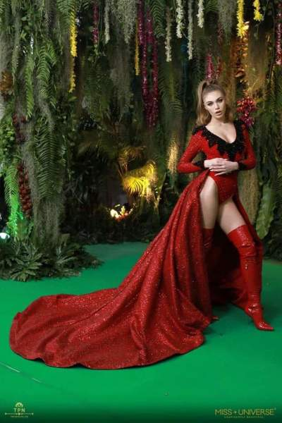 trajes tipicos de candidatas a miss universe 2018. - Página 8 Pvjkywli