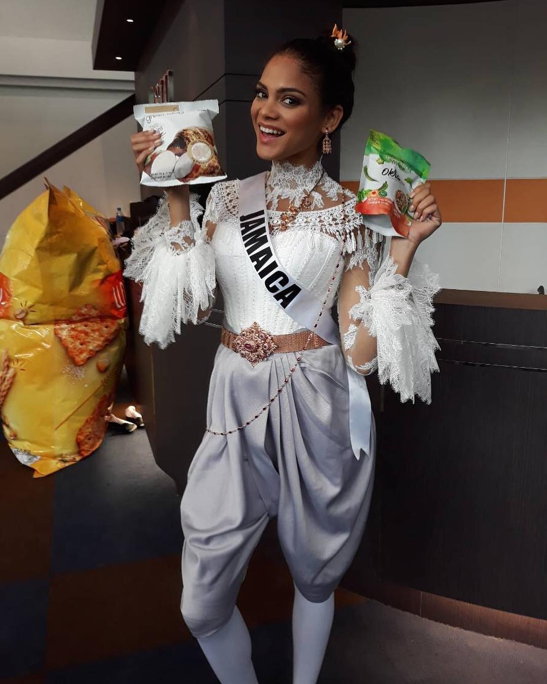 candidatas a miss universe 2018. final: 16 dec. sede: bangkok. part final. - Página 3 Xrbml2yg