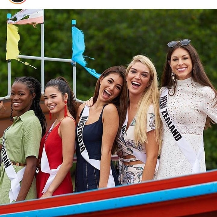 candidatas a miss universe 2018. final: 16 dec. sede: bangkok. part final. Z44f78vf