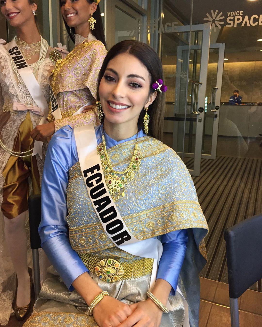 candidatas a miss universe 2018. final: 16 dec. sede: bangkok. part final. Z73xov95
