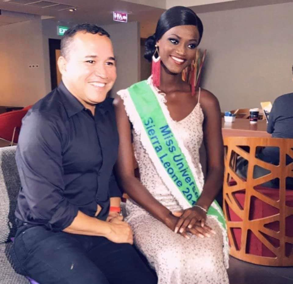 finalmente, miss sierra leone em thailand (mas no esta participando de miss universe 2018). 2zkzl9wp