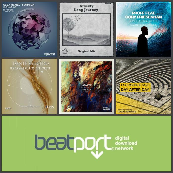 Beatport Music Releases Pack 632 (2018)