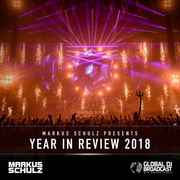Markus Schulz - Global DJ Broadcast (2018-12-13) Y ...