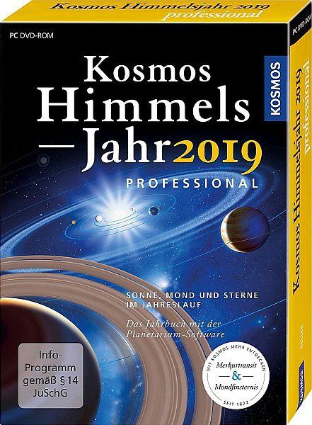 Kosmos Himmelsjahr 2019