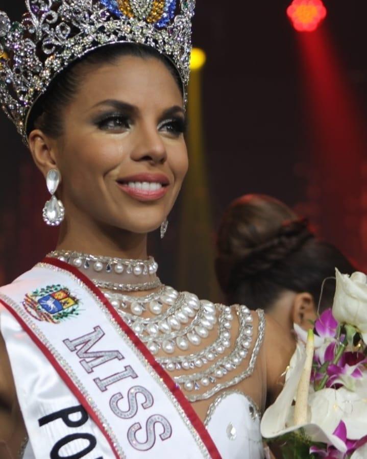 miss portuguesa vence miss venezuela 2018. 4aqyflqp