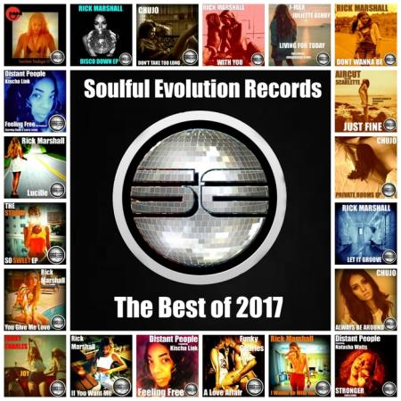 Soulful Evolution Records The Best of 2017 (2017)