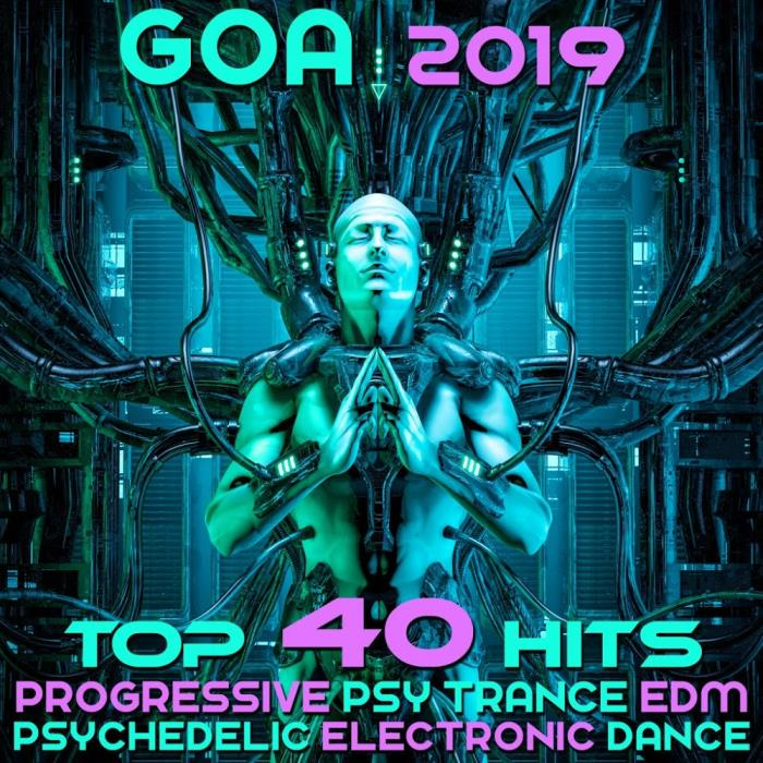 Goa 2019 (Top 40 Hits Best Of Progressive Psy Trance EDM & Psychedelic Elec
