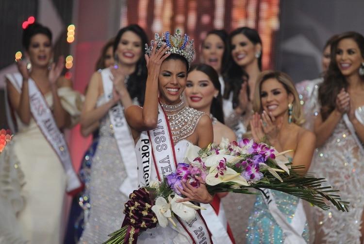 miss portuguesa vence miss venezuela 2018. Cw55cmcc