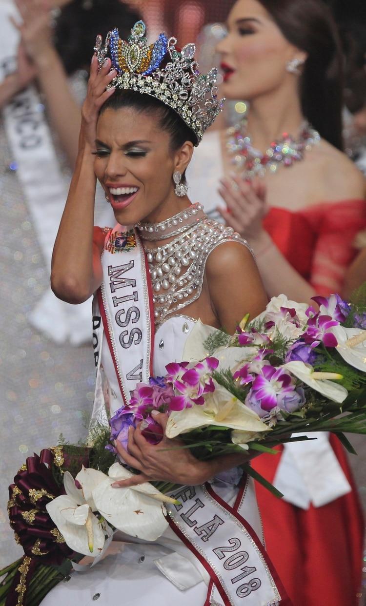 miss portuguesa vence miss venezuela 2018. Dphswbtm