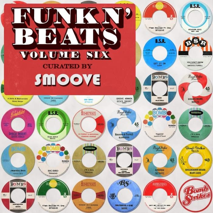 Funk n\` Beats, Vol. 6 (Curated by Smoove) (2018)