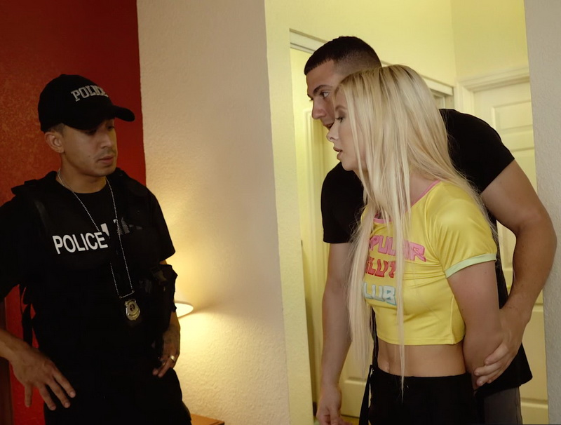 OperationEscort.com - Kenzie Reeves - Officers Bag Another Bimbo [SD 480p]