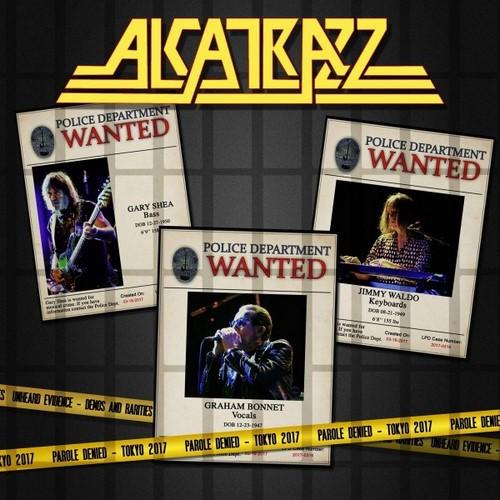 Alcatrazz - Parole Denied - Tokyo 2017 (2018, DVD5)