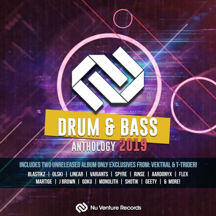 Drum & Bass Anthology: 2019 (2018)