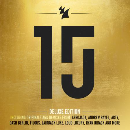 Armada 15 Years (Deluxe Edition) (2018) FLAC