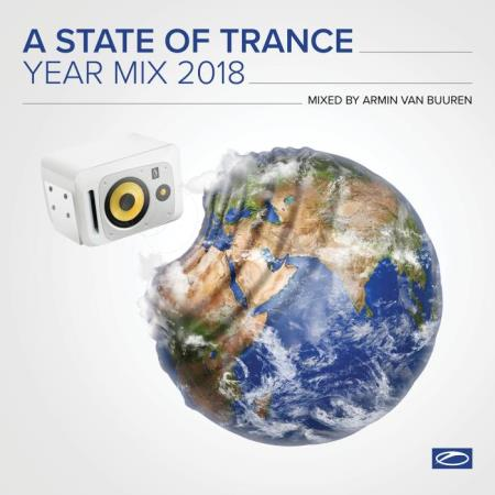Armin van Buuren - A State Of Trance Year Mix 2018 (Mixed+MixCut) (2018) FLAC
