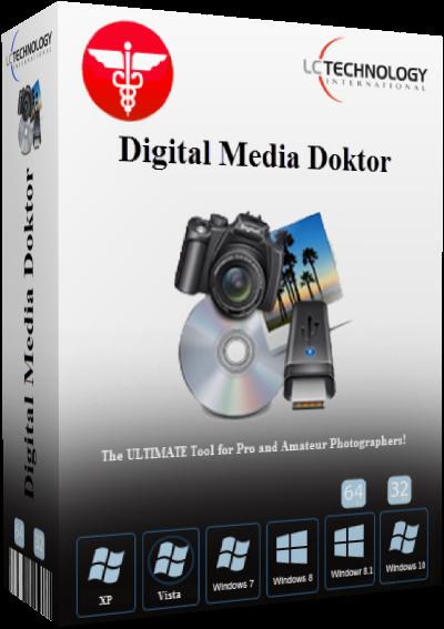Digital Media Doctor 2017 Professional v3.1.8.1 + Portable