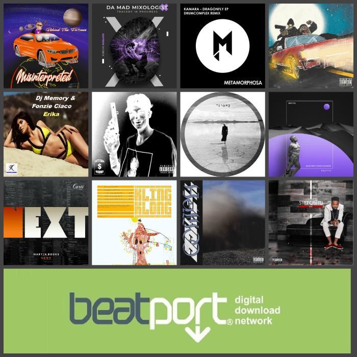 Beatport Music Releases Pack 645 (2018)