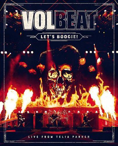 Volbeat - Let´s Boogie: Live From Telia Parken (2018, Blu-ray))