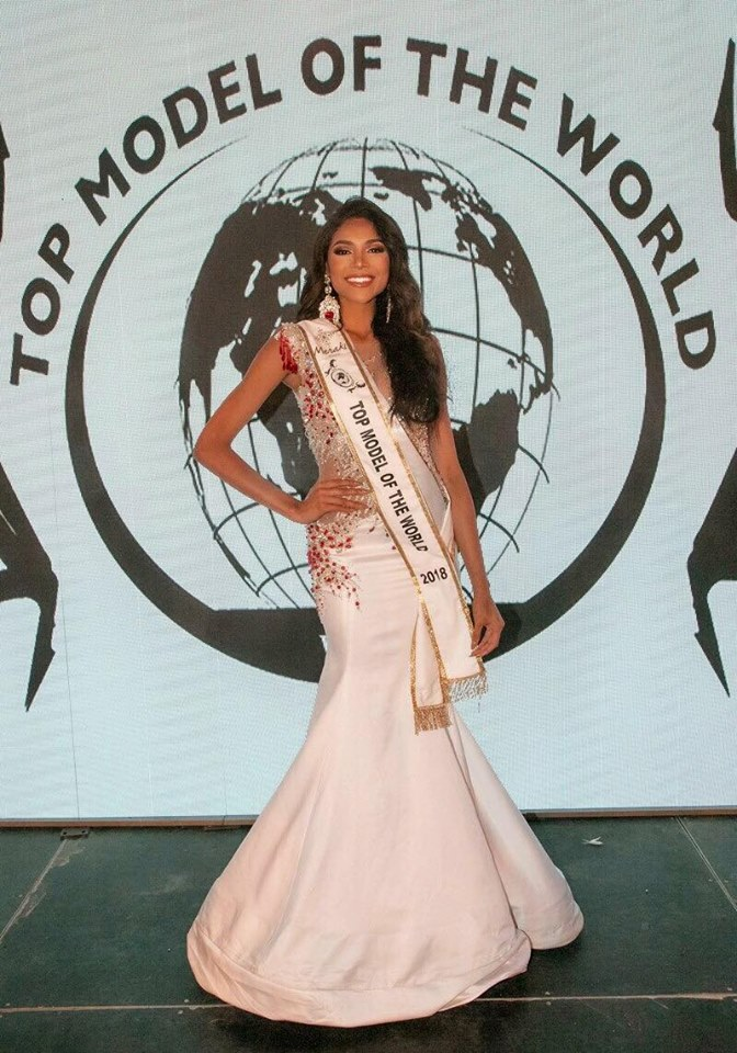 peru vence top model of the world 2018. Bi5irihu