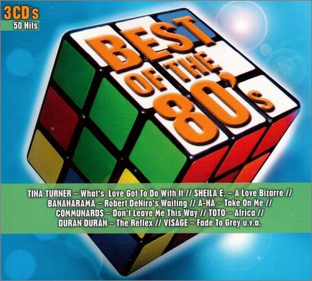 VA - Best of The 80s (3CD) (2018)