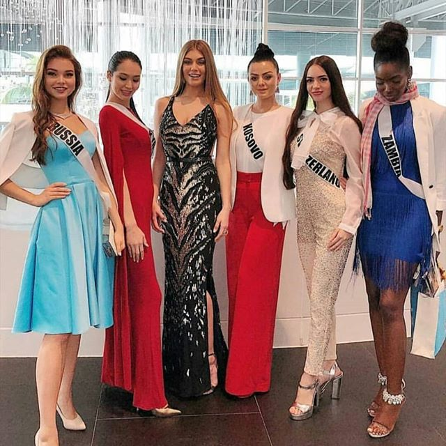 candidatas a miss universe 2018. final: 16 dec. sede: bangkok. part final. - Página 57 Gk5p9wn2