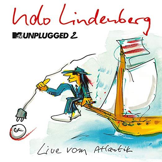 Udo Lindenberg - MTV Unplugged 2 Live vom Atlantik (2018, Blu-ray)