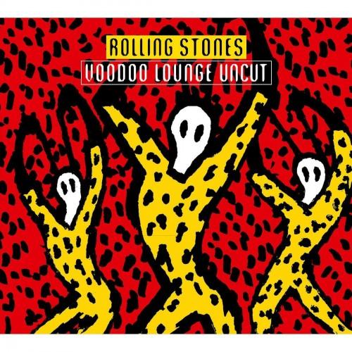 Rolling Stones - Voodoo Lounge Uncut 1994 (2018, DVD9)