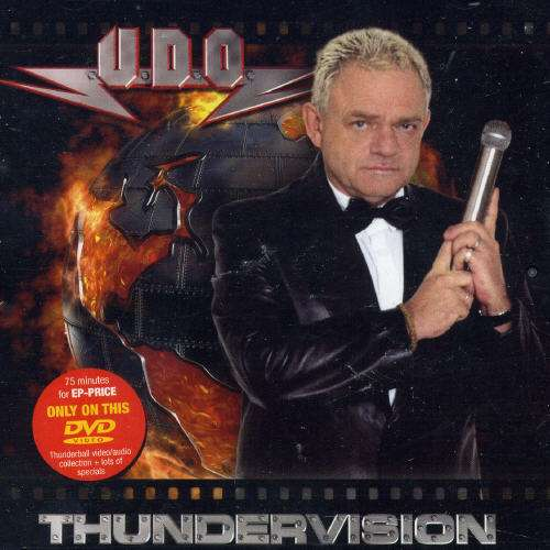 U.D.O. - Thundervision (2004, DVD5)