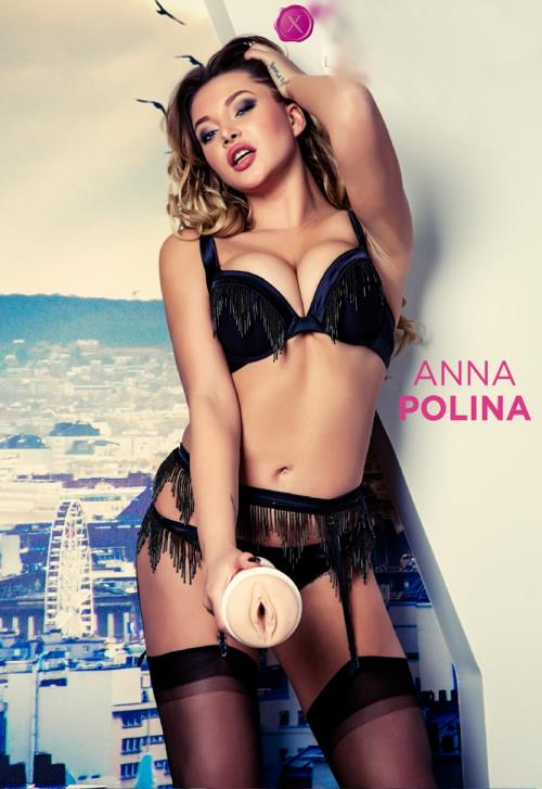 Anna Polina - Anna Polina loves big surprises ... (FullHD)