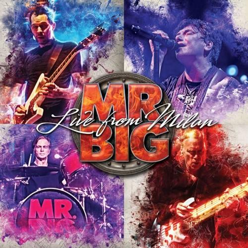 Mr. Big - Live From Milan (2018, Blu-ray)