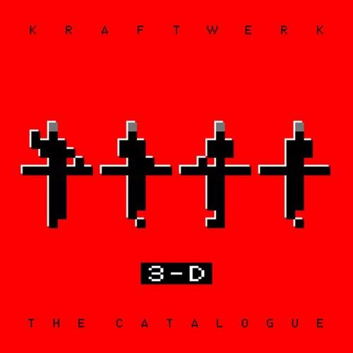 Kraftwerk - 3-D The Catalogue 2012-2016 (2018, 2xDVD9)
