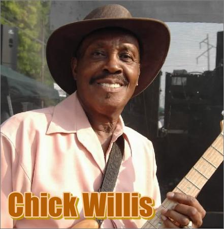 Chick Willis - Collection (1972 - 2011)