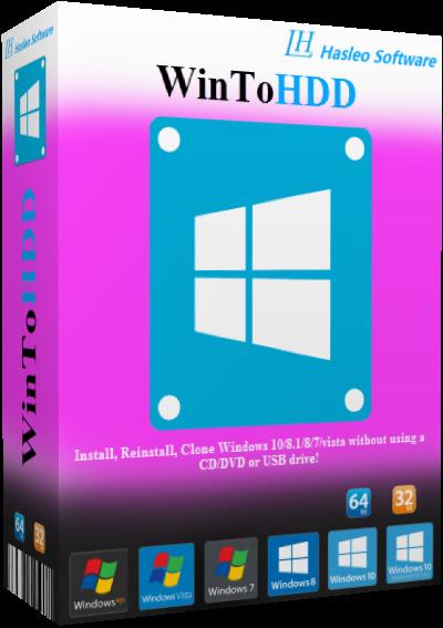 WinToHDD Enterprise v3.8 Release 1