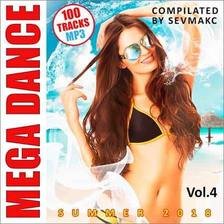 VA - Mega Dance Summer 2018 Vol.4 (2018)