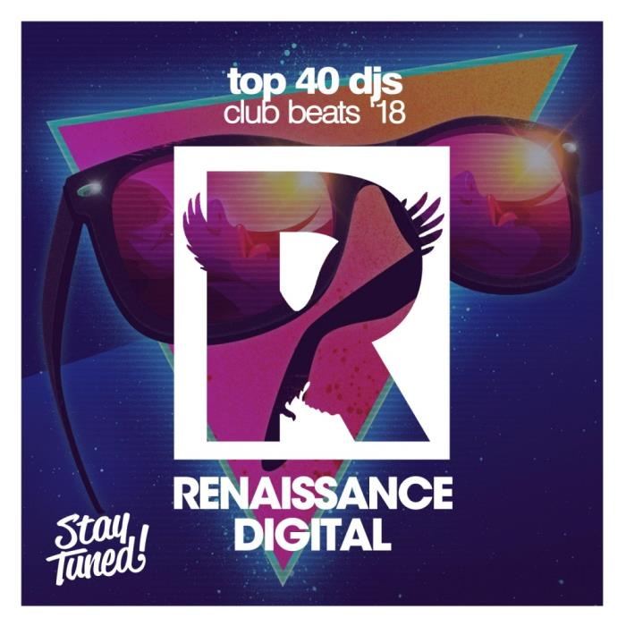 Top 40 Djs Club Beats \`18 (2018)