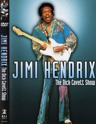 Jimi Hendrix - The Dick Cavett Show (2002, DVD5)