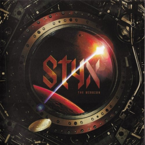 Styx - The Mission (2018, Blu-ray)