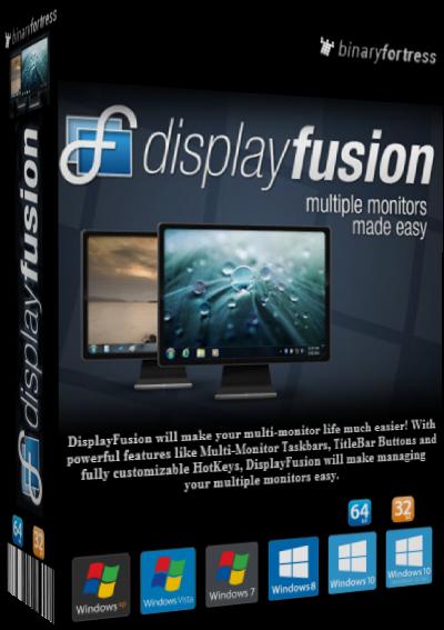 DisplayFusion Pro v9.4.3