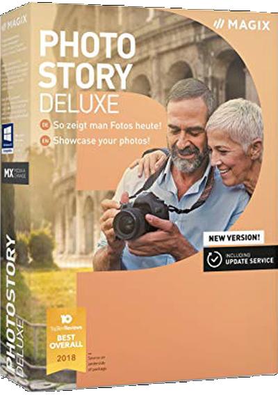 MAGIX Photostory Deluxe 2019 v18.1.2.34 (x64)