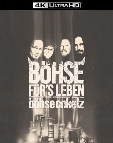Bohse Onkelz - Bohse fürs Leben: Live Am Hockenheimring (2018, Blu-ray, 2160p)
