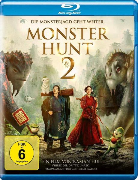 download Monster.Hunt.2.2018.German.BDRip.AC3.XViD-CiNEDOME