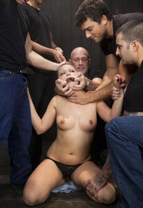 Kaci Star - Girl Gets Ambushed in Green Room, Dragged Onto Set (HD)