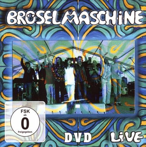 Bröselmaschine - Live (2018, DVD9)