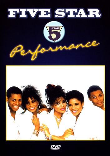 Five Star - Performance (2007, DVD9)