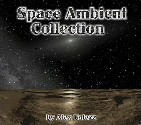 Alex Unlezz - Space Ambient Collection (2018)